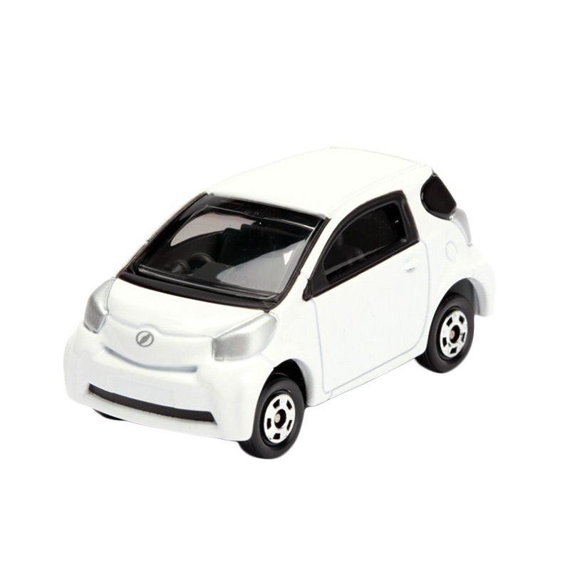 Tomica Toyota iQ White Diecast [1:64]