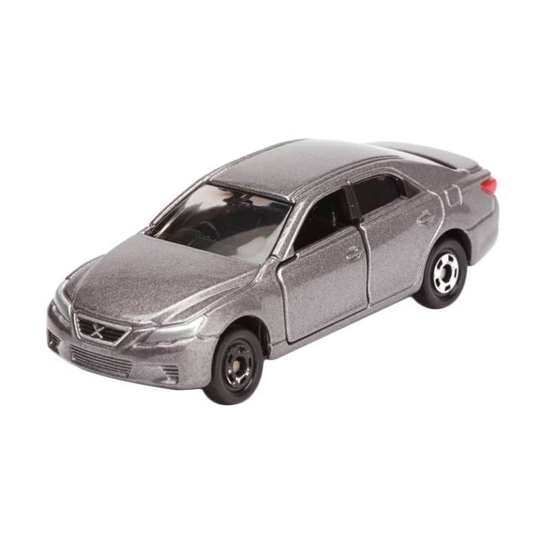 Tomica Toyota Mark X Silver Diecast [1:64]