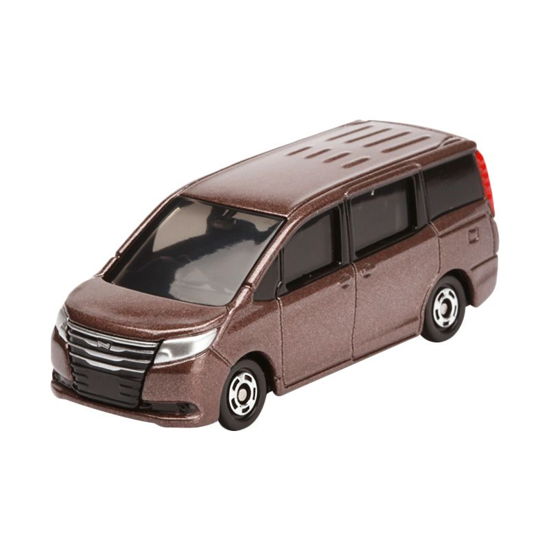 Tomica Toyota Noah Brown Diecast