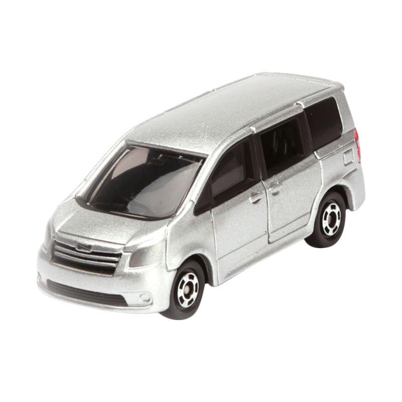 Tomica Toyota NOAH Silver Diecast