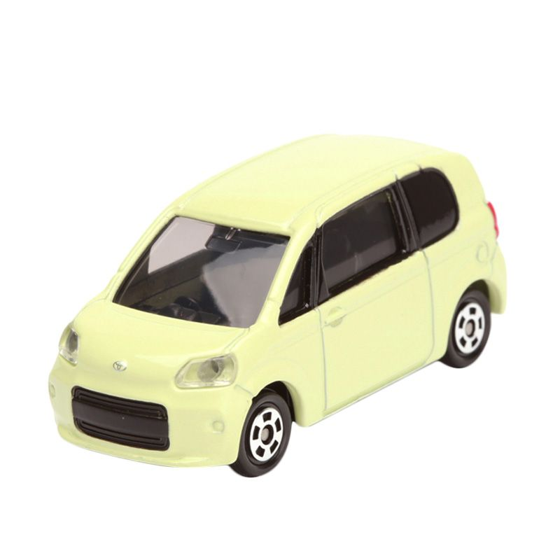 Tomica Toyota Porte Light Green Diecast