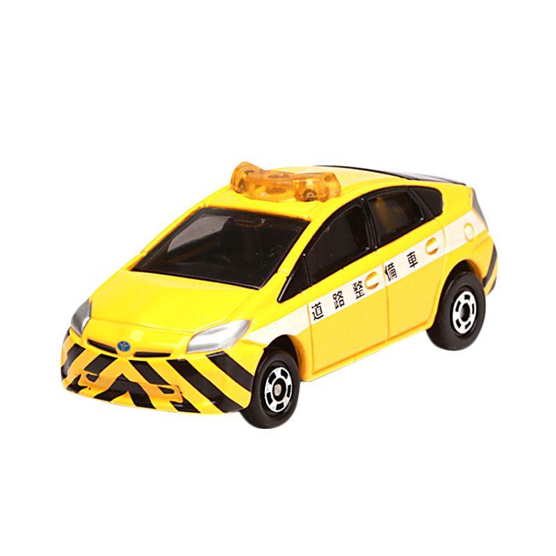 Tomica Toyota Prius Road Maintenance Vehicles Yellow Diecast