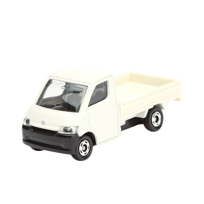 Tomica Toyota Town Ace White Diecast
