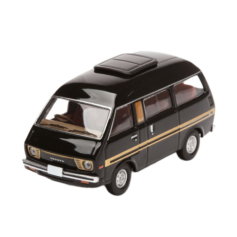 Tomica Toyota Townace Wagon Black Diecast