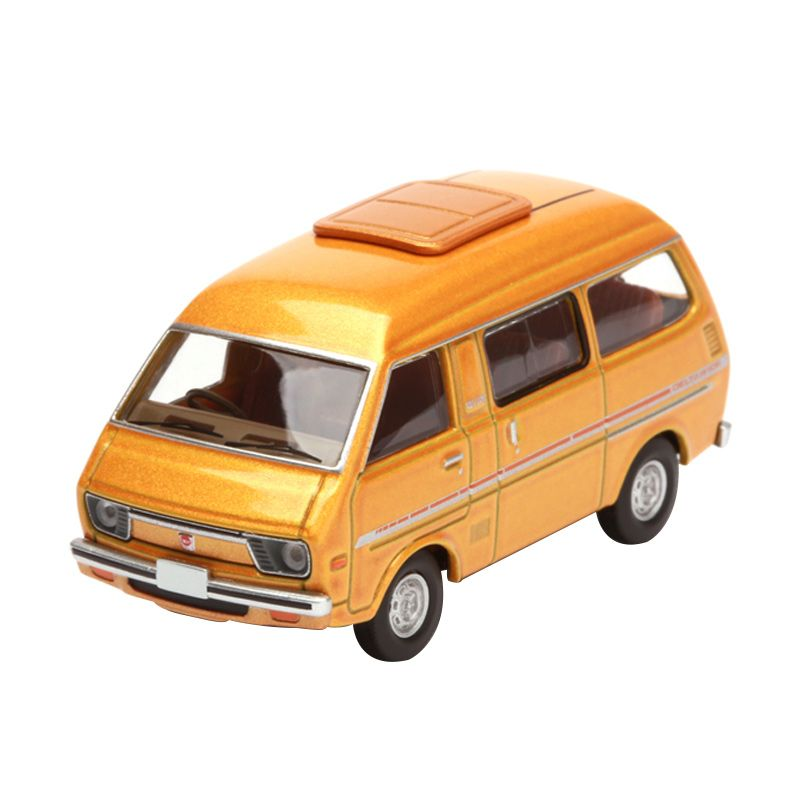 Tomica Toyota Townace Wagon Orange Diecast