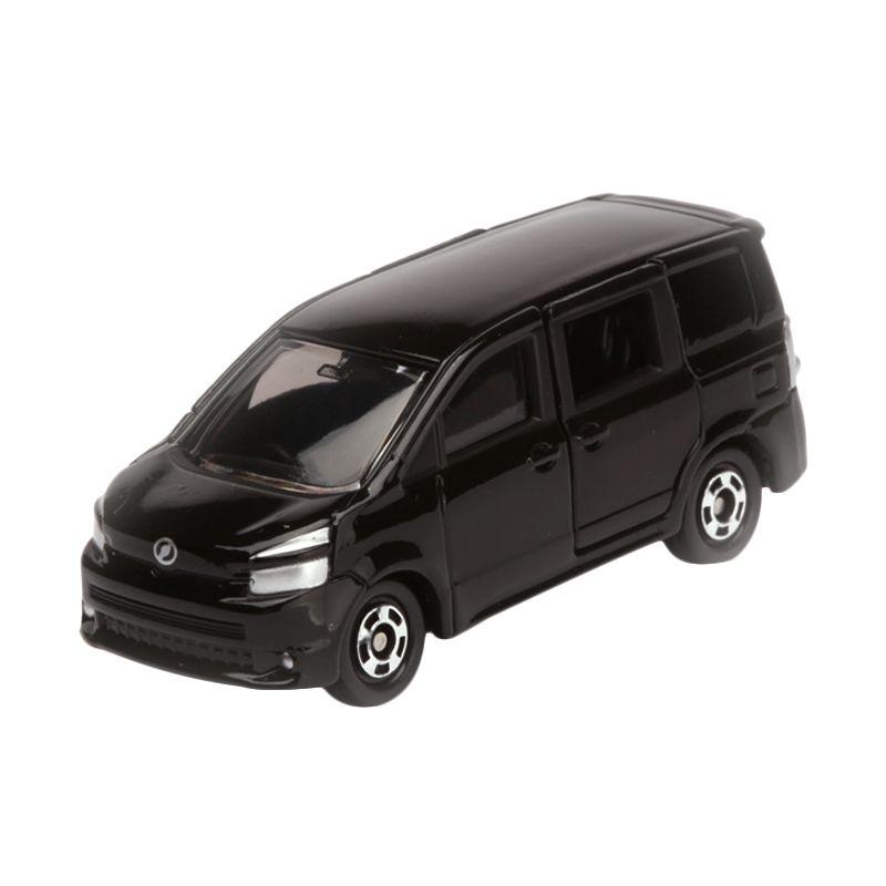 Tomica Toyota Voxy Black Diecast