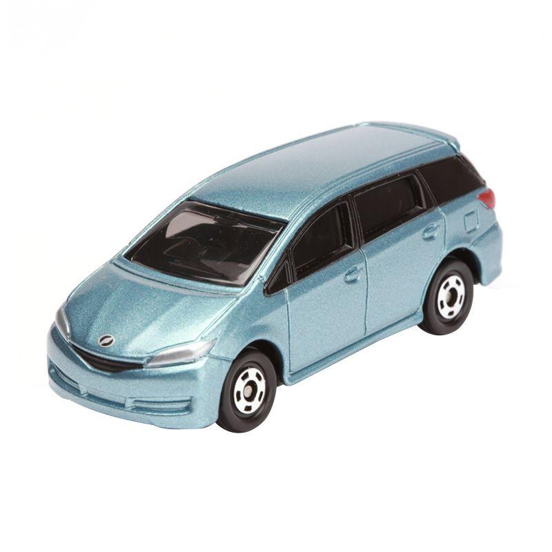 Tomica Toyota Wish Blue Diecast