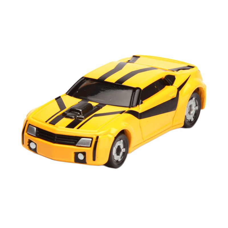 Tomica Transformers Bumblebee Yellow Diecast