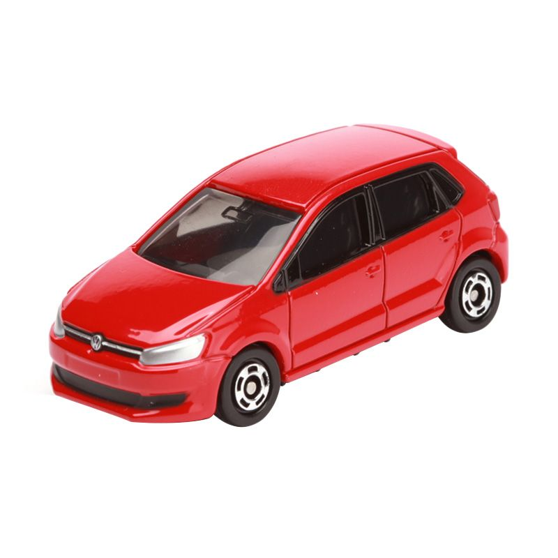 Tomica Volkswagen Polo Red Diecast