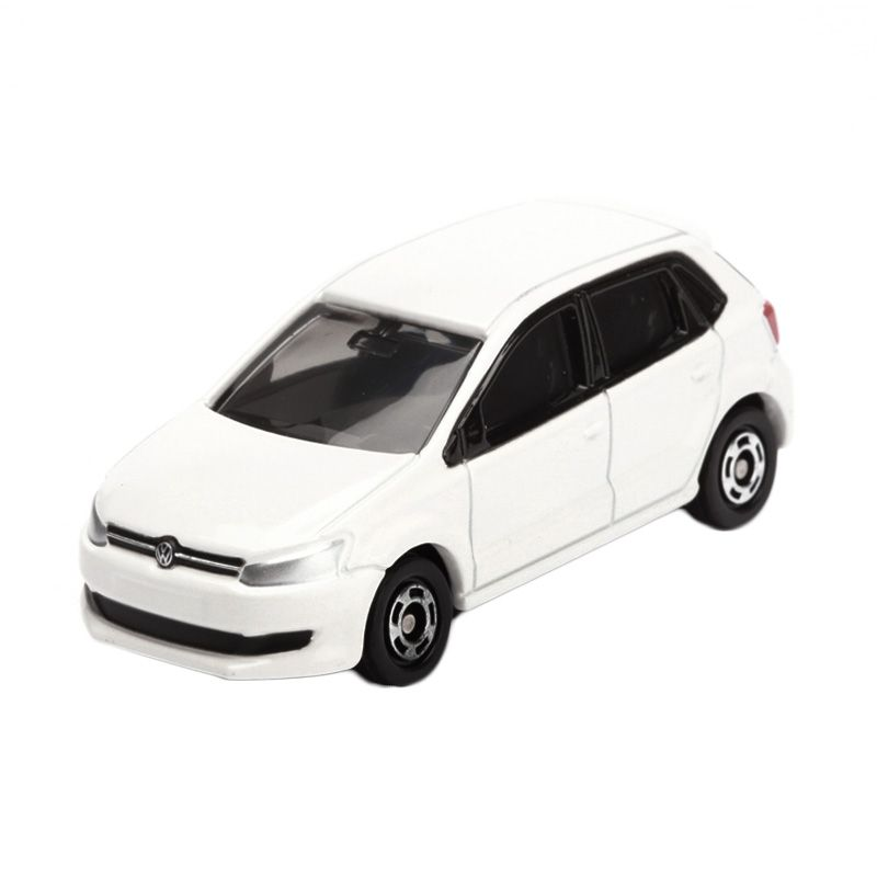Tomica Volkswagen Polo White Diecast