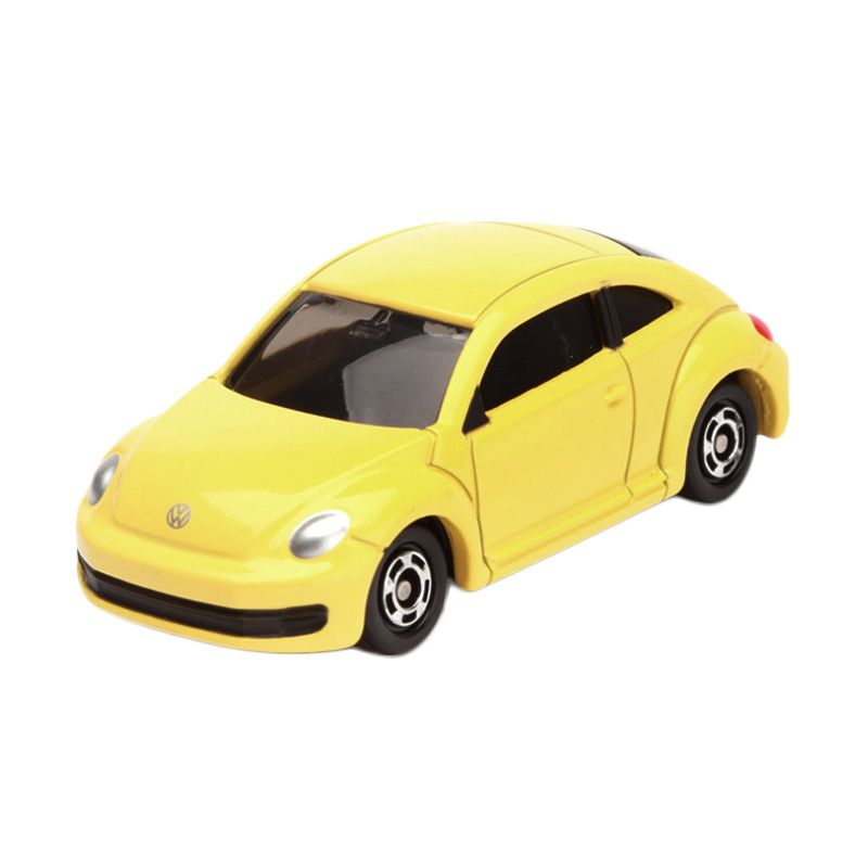 Tomica Volkswagen The Beetle Yellow Diecast [1:64]
