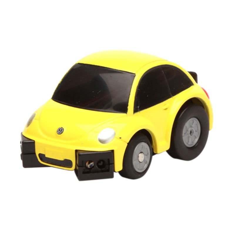 Tomica Volswagen New Beetle Yellow Diecast