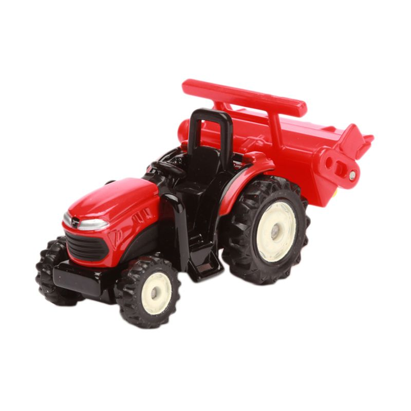 Tomica Yanmar Tractor EcoTra EG300 Series Red Diecast [1:64]