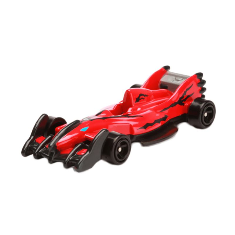 Tomica Yveltal Wing Formula Red Diecast