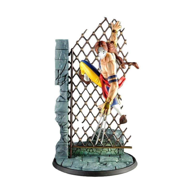 Tsume Art Vega Action Figure [1:8]