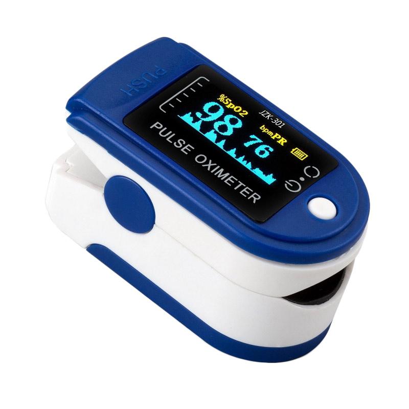 Pulse Oximeter Spo2 Heart Rate