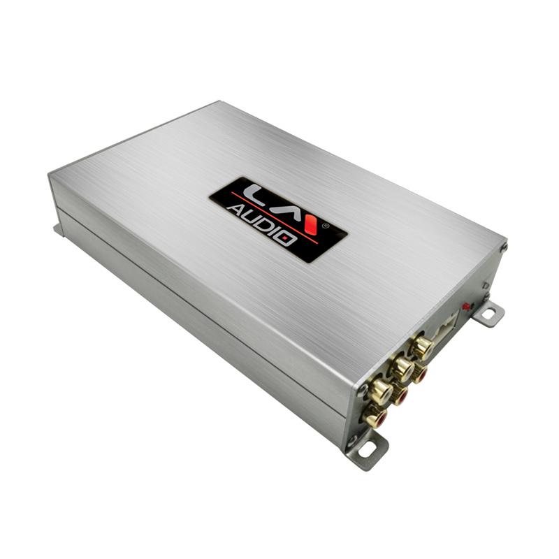 LM AUDIO LVA-4.85 Built-in DSP Custom Fit Car Amplifier