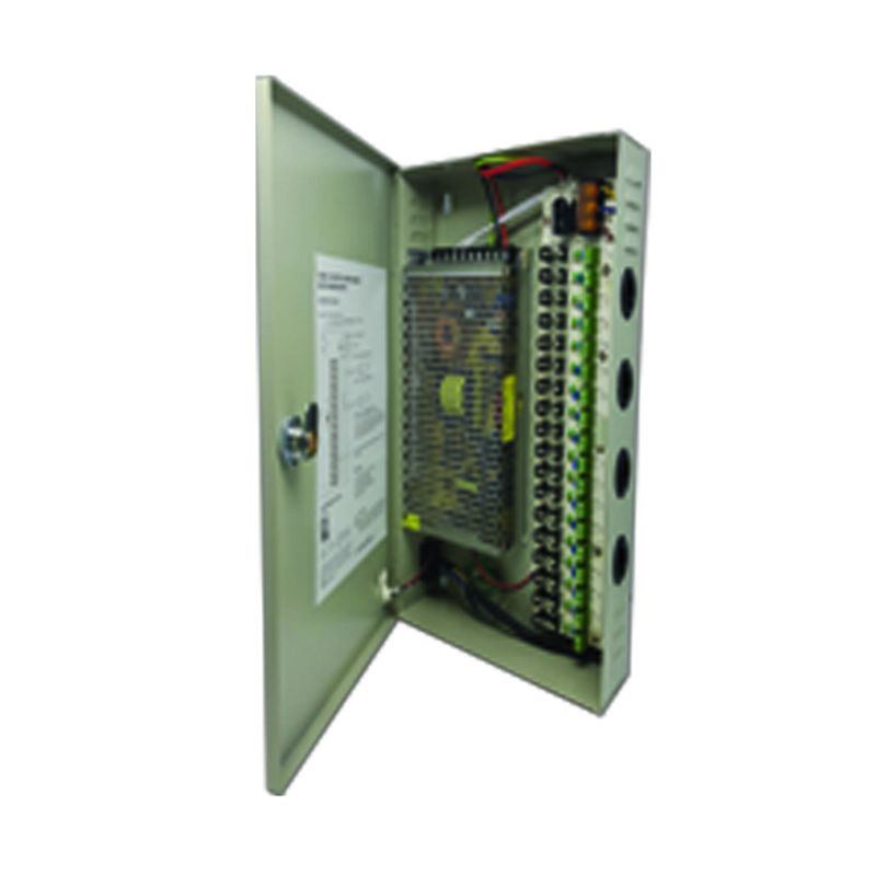 Loewix LX-PS-18CH Power Supply CCTV