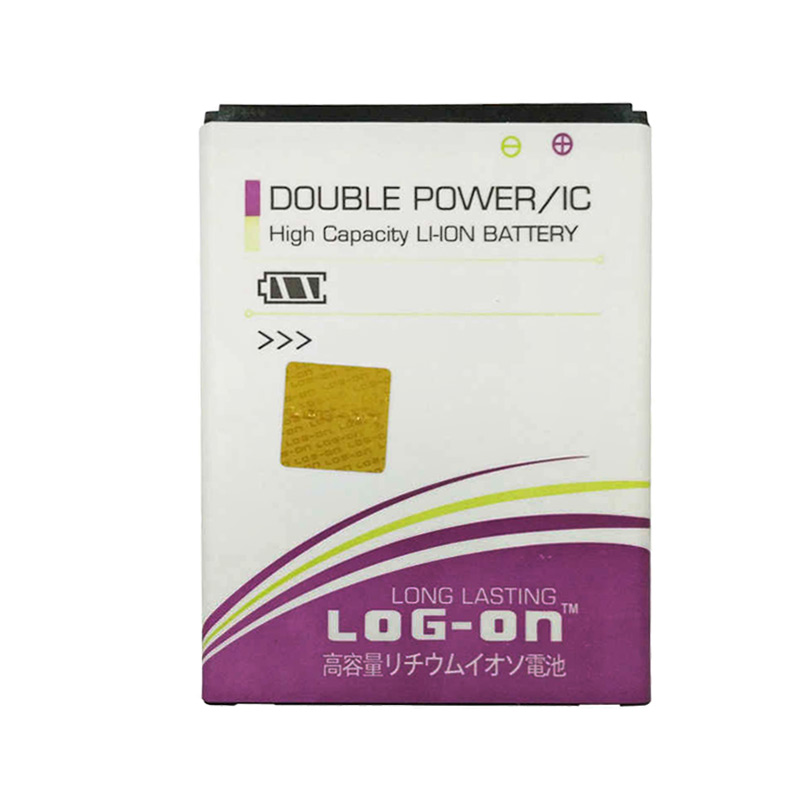 Jual Log On Battery Baterai Double Power For Evercoss A75A