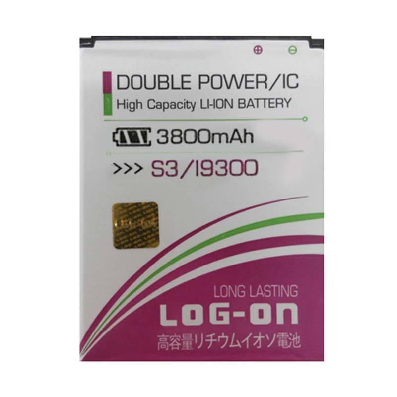 Log On Battery For Samsung Galaxy S3 i9300 [3800 mAh]
