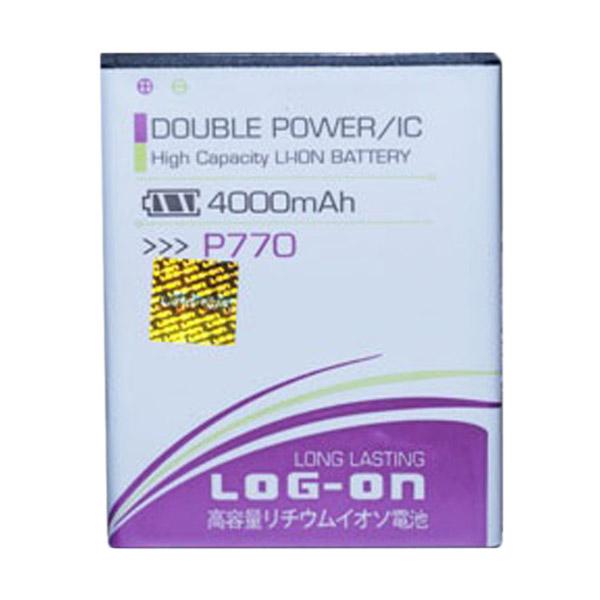 Log On Double Power Batery for Lenovo P770 [4000 mAh]