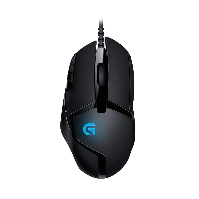 Logitech G402 Optical USB Gaming Mouse - Black [Garansi Resmi]