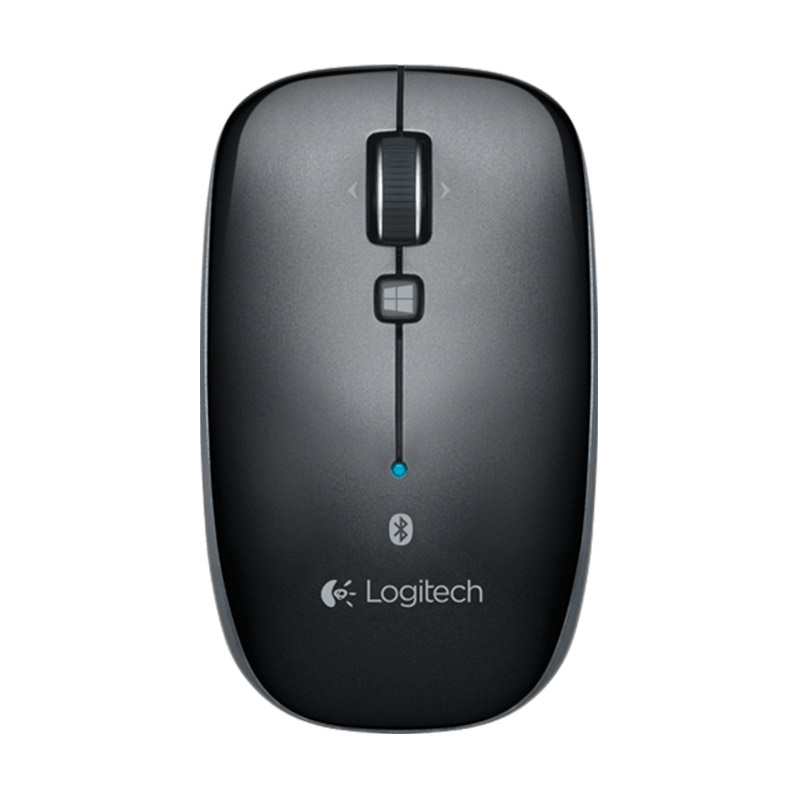 Logitech M557 Dark Gray Bluetooth Mouse