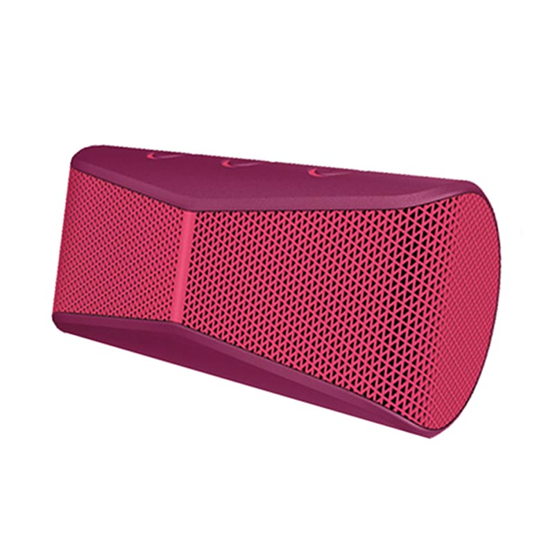 harga Logitech X300 Red Red Grill Wireless Speaker Blibli.com