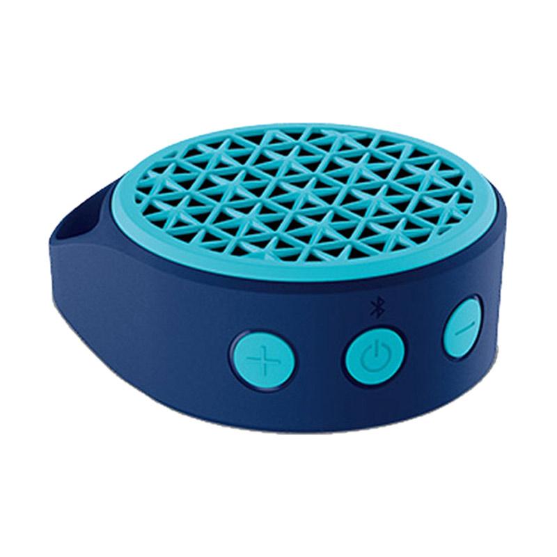 Logitech X50 Blue Grill Wireless Speaker