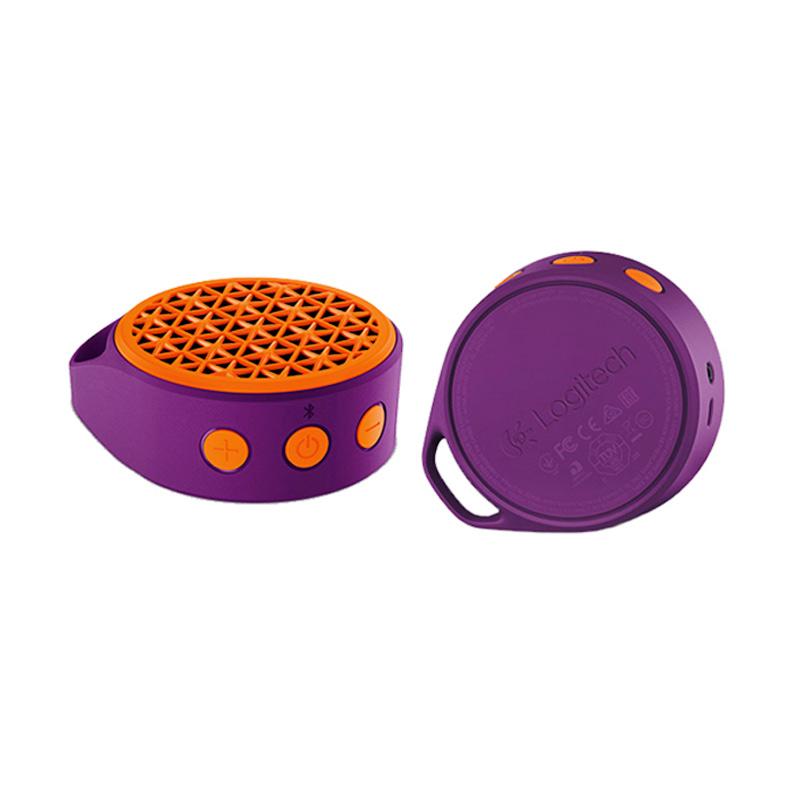 Logitech X50 Orange Wireless Speaker