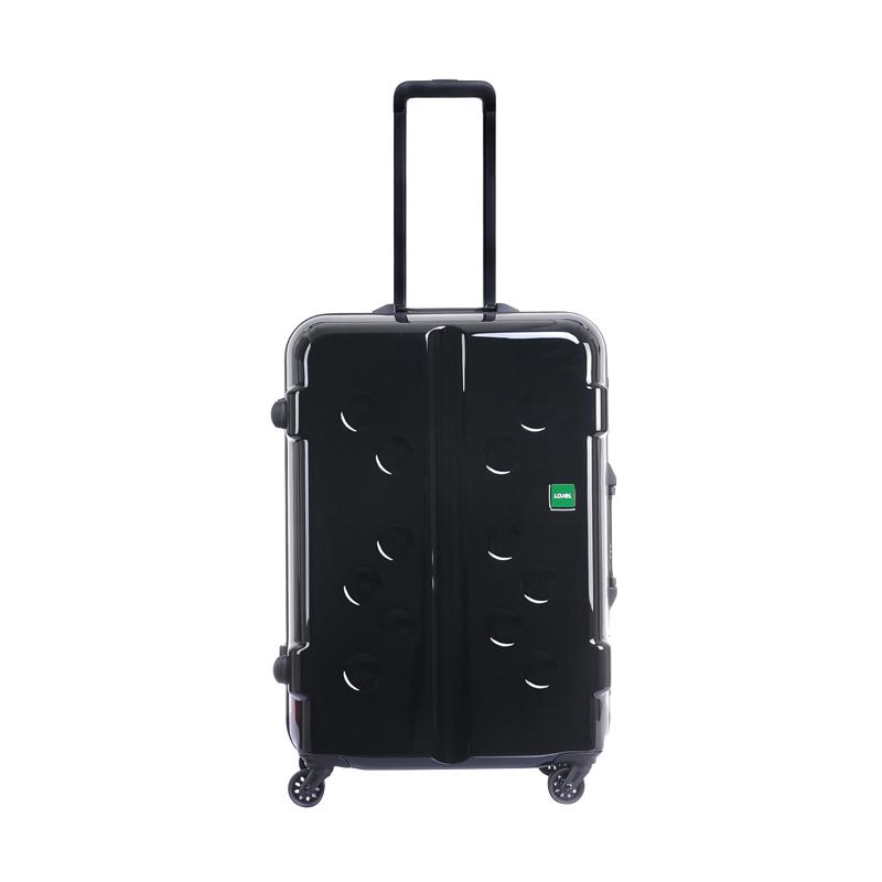 Lojel Carapace Koper Hardcase Medium [Black]