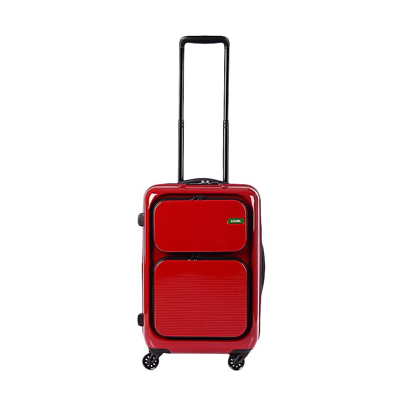 Weekend Deal - Lojel Horizon Framed Red Koper Hard Case [55 cm]