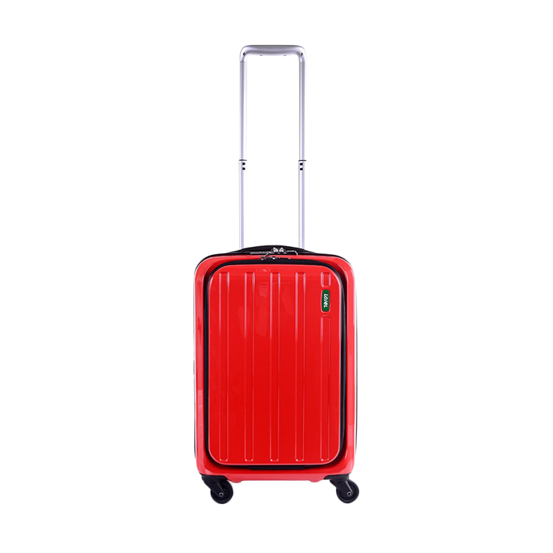 Lojel Lucid 01 Koper Hard Case Small [Red]