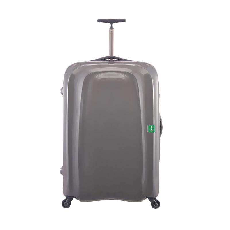 Lojel Lumo Koper Hardcase Extra Ringan - Grey [Medium]