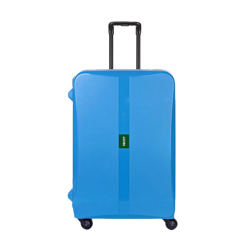 6 Lojel Octa 02 Koper Hard Case Large 30 Inch Dn Blue