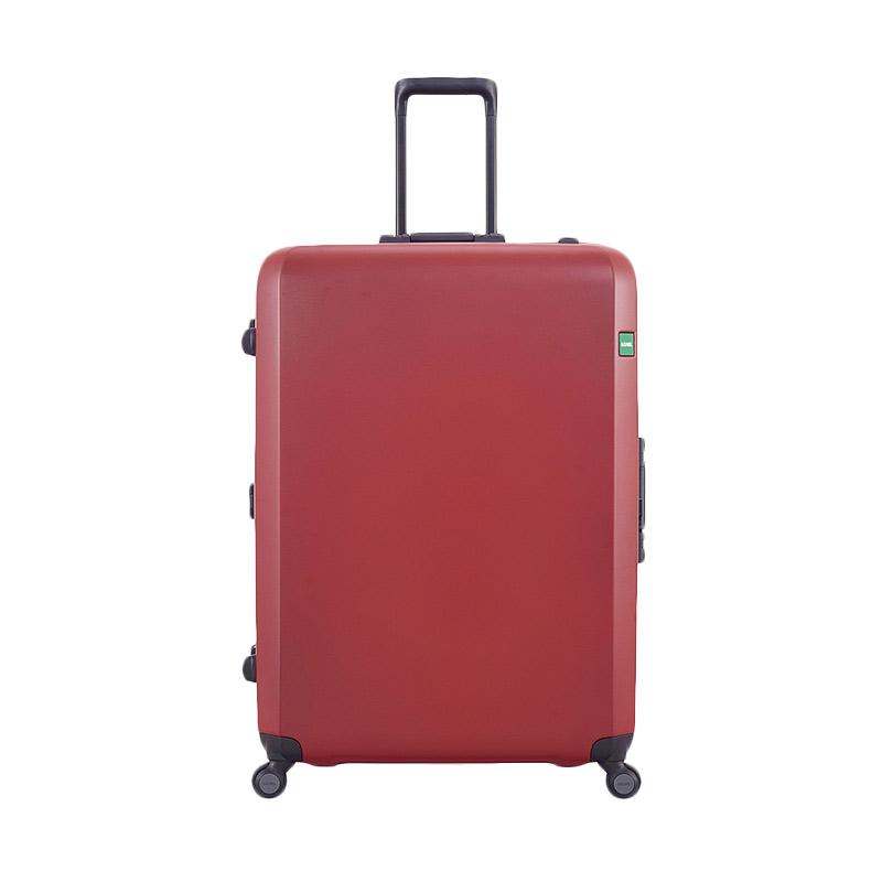 Lojel Rando Frame Koper Hardcase Large [Red]