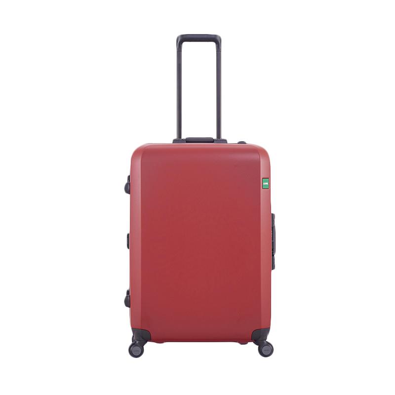 Lojel Rando Frame Koper Hardcase Medium [Red]