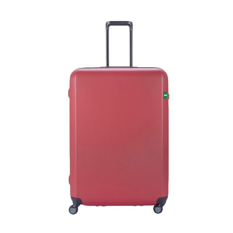 Lojel Rando Zip Expand Hardcase Koper Large - Red