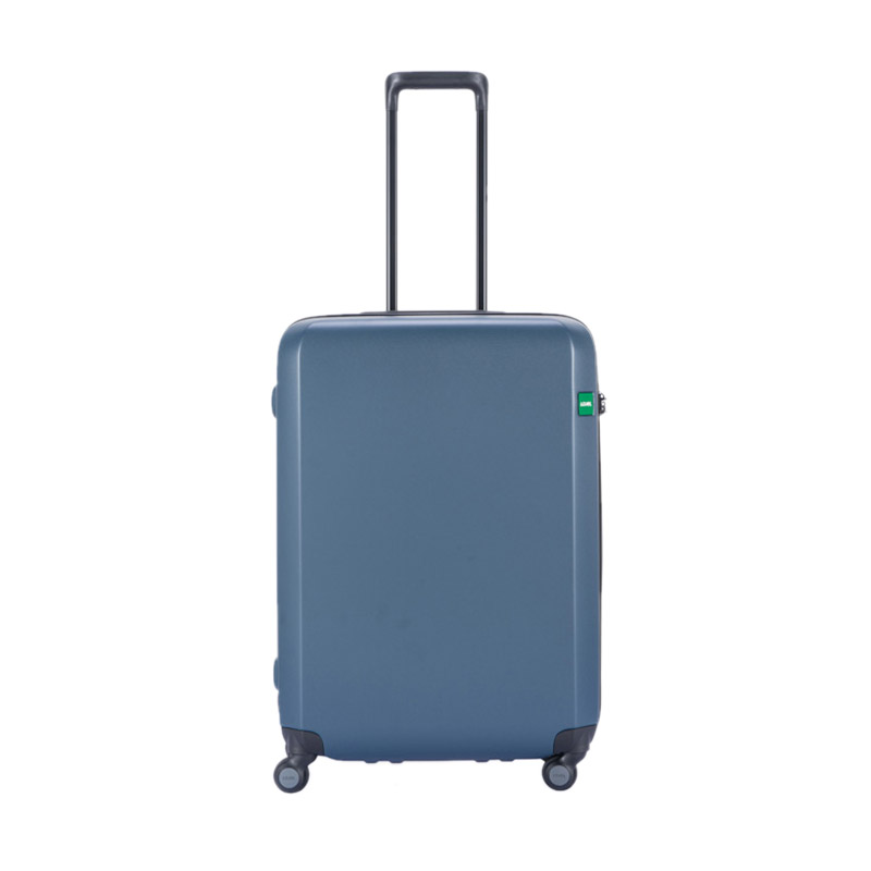 Lojel Rando Zip Expand Koper Hardcase Medium - Blue