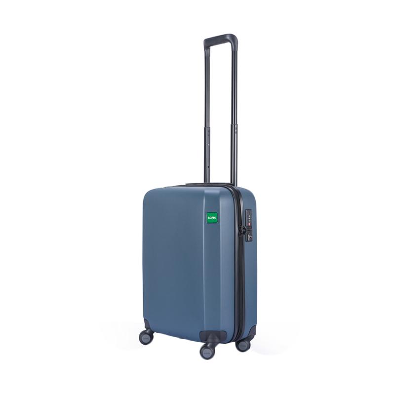 Lojel Rando Zip Koper Hardcase 55 cm [Blue]