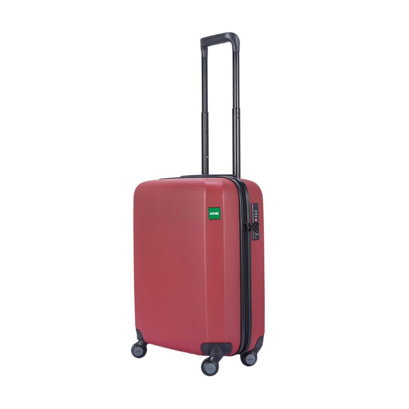 Lojel Rando Zip Koper Hardcase 55 cm [Red]