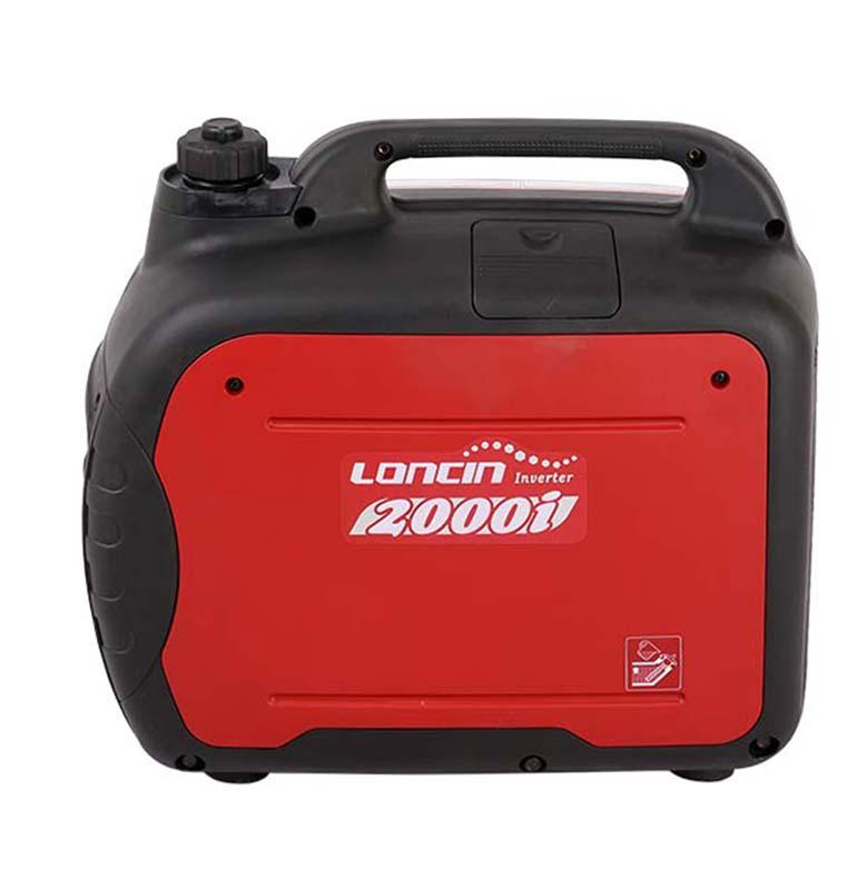 harga LONCIN Generator Set Bensin Inverter Portable Loncin Lc 2000i [1800 W] Blibli.com