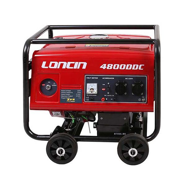LONCIN Lc 4800-Ddc Genset Generator Set Bensin [2800 Watt]