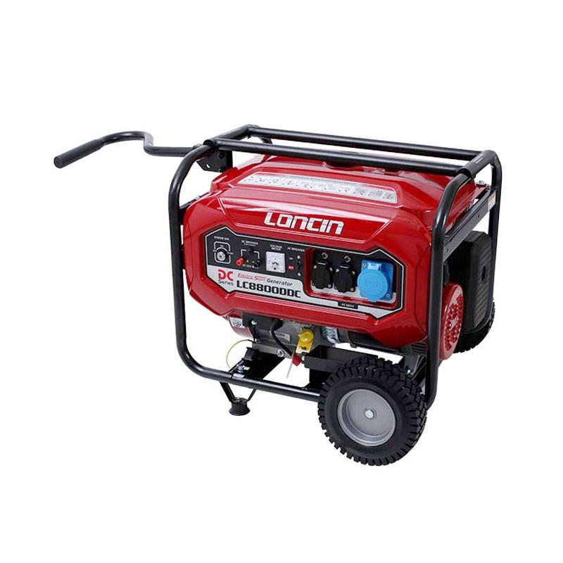 LONCIN LC 8800-DDC Genset [Bensin/6500 Watt]