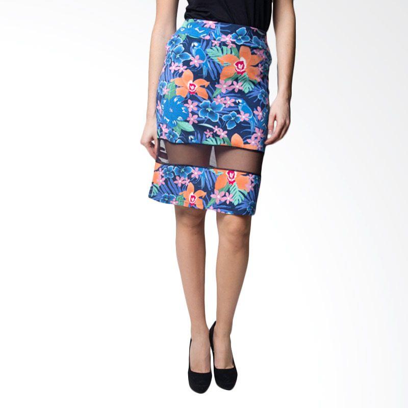 Loony Mesh Flower Skirt