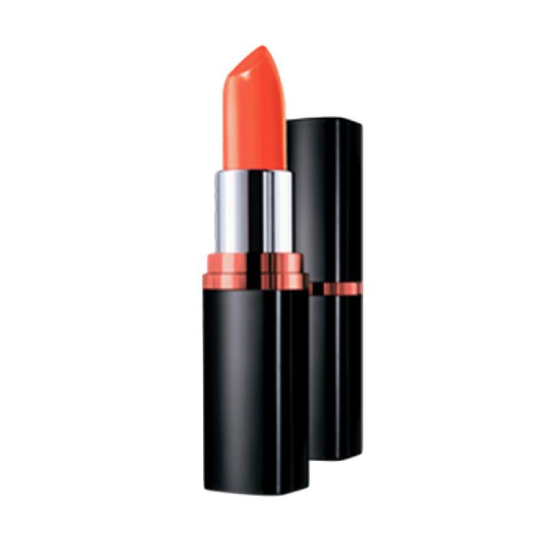 Maybelline Color Show #308 Orange Icon Lipstick