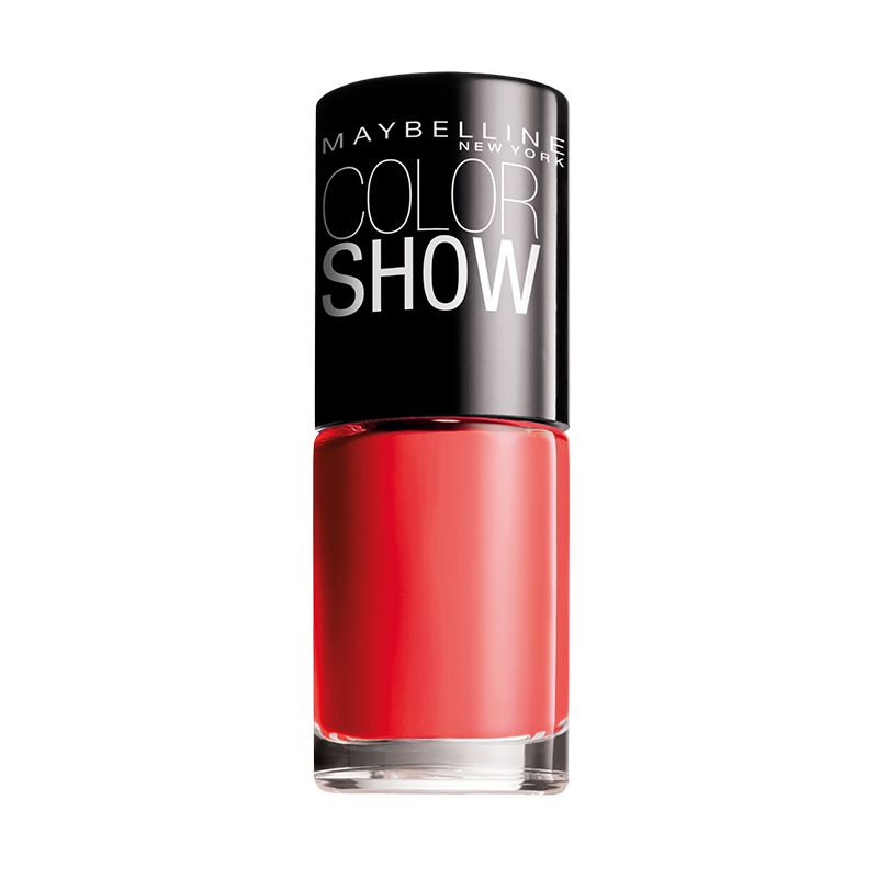 Maybelline Color Show #211 Coral Crazy Kutek
