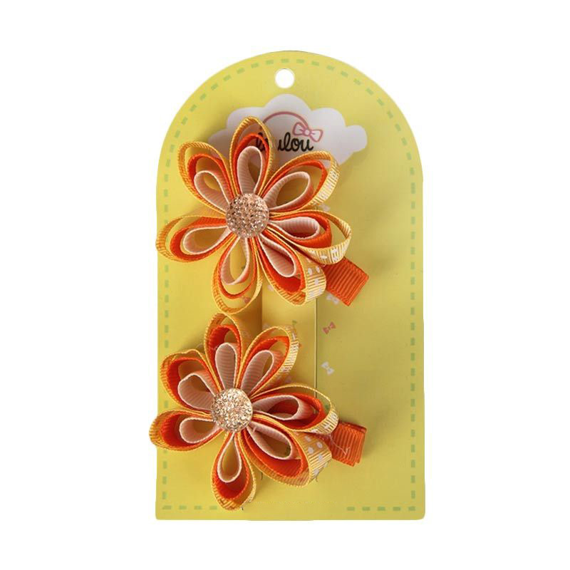 Loulou Clips JBL-1 Yellow