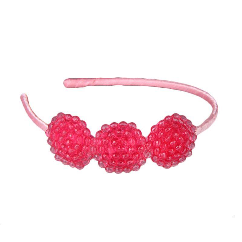 Loulou Headbands BML-2 Fuschia