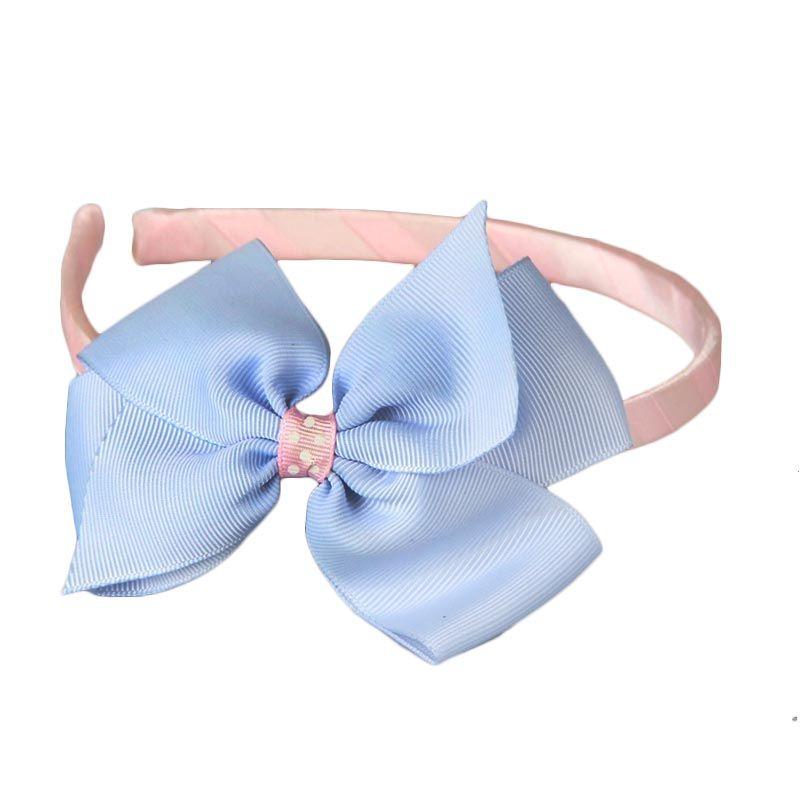 Loulou Headbands BP Blue